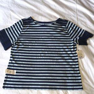 St. John's Bay Women's Blouse size Petite XL